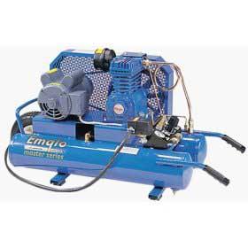 AIR COMPRESSOR – 5HP EMGLO GAS