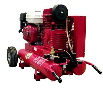 AIR COMPRESSOR – 8HP EDCO GAS 17.5 CFM