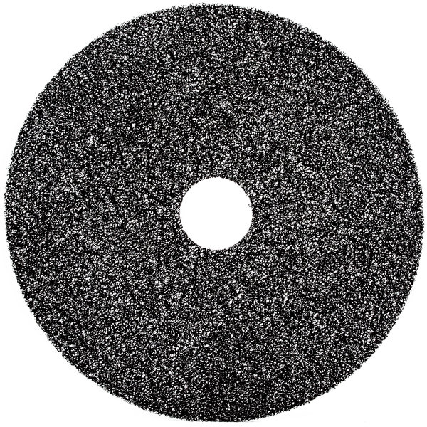 20″ Black High Productivity Stripping Floor Pad