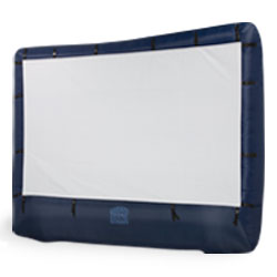 INFLATABLE 12 ft. MOVIE PROJECTION SCREEN