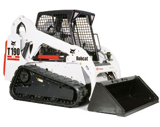TRACK LOADER BOBCAT T550  SMOOTH OR TOOTHED BUCKET