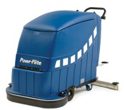 FLOOR AUTO SCRUBBER – 28″ BATTERY POWERED WITH TRAILER