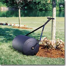 LAWN ROLLER – 24″ POLY WALKBEHIND