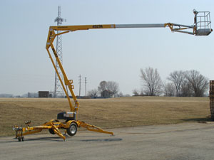 LIFT – PERSONNEL 45′ 500 lbs.