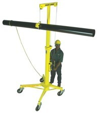 LIFT – MATERIAL ROUSTABOUT 15′ 1000 lbs.