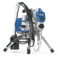 PAINT SPRAYER – ELECTRIC AIRLESS GRACO