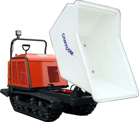 CEMENT – BUGGY 16 cf on TRACKS