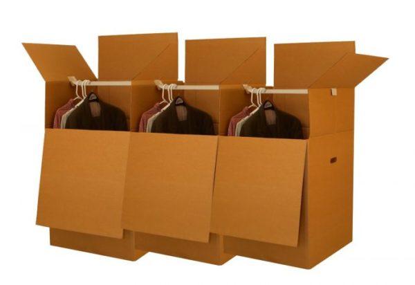 LARGER WARDROBE BOXES