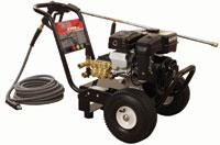 PRESSURE WASHER – 2700 psi GAS