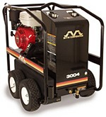 PRESSURE WASHER – HOT WATER 200 Degrees at 2400 psi