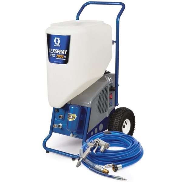 TexSpray RTX 2000PI Texture Sprayer